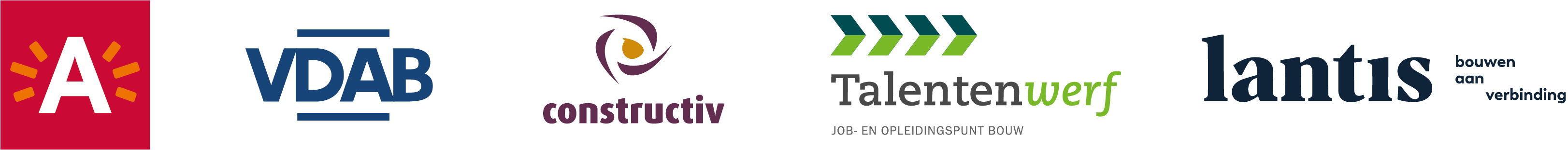 Logo's partners Jobs in De Grote Verbinding